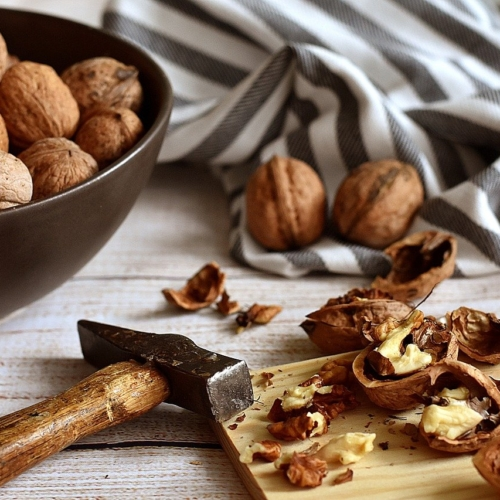Los mayores beneficios de comer nueces